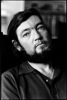 Julio Cortazar ( 1914-1984 ) a Parigi. © Ulf Andersen