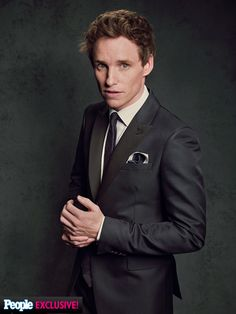Look Who Stopped by PEOPLE's Hollywood Film Awards Photo Booth | EDDIE REDMAYNE   | Woodley's fellow Hollywood Breakout Performance recipient cuts a dashing figure as he poses in our photo booth. Earlier in the evening, the Theory of Everything actor, who is already generating Oscar buzz, told PEOPLE he took dance lessons to prepare for his role as ALS-stricken physicist Stephen Hawking.