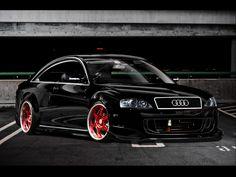 Audi black - tuning by efezus