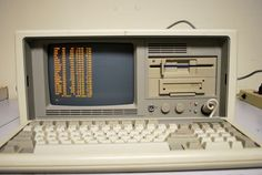 Comet Portable 286 Computer.