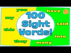 Learn To Blend! - Consonant Blends Chant by ELF Learning - YouTube