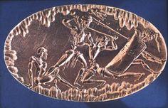 Greek Archaeology: Greek Archaeology Flash Cards: Koofers Mycenaean gold ring