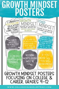 Back To School Bulletin Boards: This growth mindset bulletin board provides the awareness your students need to . - My Women Style Pins What Is Growth Mindset, Growth Mindset Posters, Fixed Mindset, Counselor Office, High School Counseling, The Power Of Yet, Growth Mindset Activities, The American School, Back To School Bulletin Boards