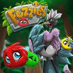 Free Match-3 Browser Game - Fuzzies is a fantastic bubble shooter game full of colorful and fluffy creatures.