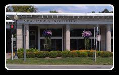 Chautauqua Institution - Main Gate - Welcome Center