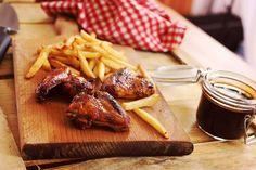 Chicken Wings, Bbq, Cheese, Meat, Food, Barbecue, Barrel Smoker, Essen, Meals