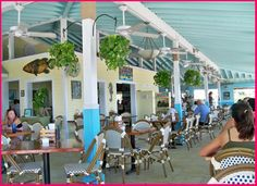 Southernmost Beach Cafe Key West, FL- vegan veggies side dishes, right on the beach Key West Florida, Florida Usa, Florida Vacation, Vacation Places, Vacation Trips, Florida Keys, Key West Restaurants, Beach Wedding Locations, Key West Vacations