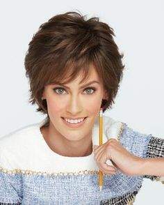 Search results for: 'view id 114841 s voltage elite shadow shades by raquel welch ss eg category - Wilshire Wigs Short Hair With Layers, Short Hair Cuts For Women, Short Hairstyles For Women, Bob Hairstyles, Short Haircuts, Teenage Hairstyles, Pretty Hairstyles, Wilshire Wigs, Raquel Welch Wigs