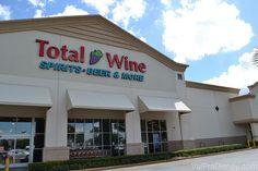 Total Wine: o shopping dos vinhos