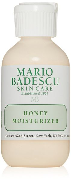 Mario Badescu Honey Moisturizer, 2 oz. -- This is an Amazon Affiliate link. For more information, visit image link.