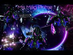 Warframe{Ms Mag Prime &Magentize &The Brakk} Pc gamePlay