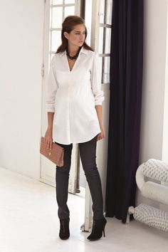 65f8f500689 Your perfect pregnancy capsule wardrobe - Your 9 months - MadeForMums Page  2 Pregnancy Outfits