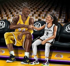 Kobe Bryant - 4 Stars & Up / New / English: Kindle Store Kobe Bryant Lakers, Kobe Bryant 8, Kobe Bryant Family, Nba Pictures, Basketball Pictures, Bryant Basketball, Basketball Stuff, Daddy Daughter Photos, Kobe Bryant Daughters