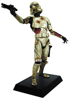 Gentle Giant Star Wars Death Trooper Statue - Stormtrooper Zombie #StarWars #Zombie
