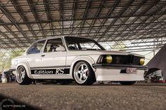 BMW E21: Spaßmobil statt Klassiker  http://www.autotuning.de/bmw-e21-spassmobil-statt-klassiker/ BMW Tuning News, E21, M3, Performance