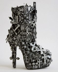 Gasoline Glamour Boots