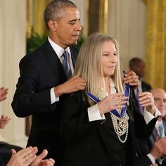 "Barbra Streisand on Instagram: ""Happy birthday @barackobama - Oh, how we miss you!"""