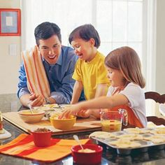 Christmas Cooking with Children