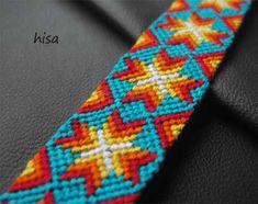 Photo of #38137 by Hisa - friendship-bracelets.net