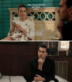 """Honestly, every time. 19 Reasons """"Schitt's Creek"""" Is The Best Show Since """"Parks And Rec"""" Daniel Levy, Schitts Creek, Parks N Rec, Tv Quotes, Best Shows Ever, Movies Showing, Best Tv, Favorite Tv Shows, I Laughed"""