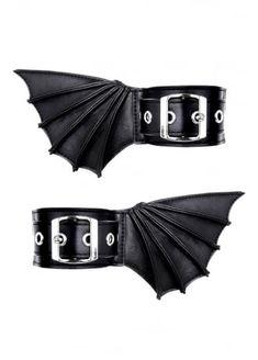 Bat Cuffs. GothsmyckenFotlänkarHalsbandKläderAccessoarerKlä ... 8ecb31321f0e3