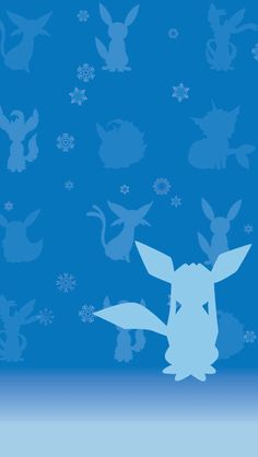 Glaceon wallpaper