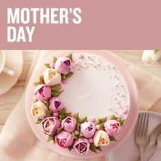 Find sweet treat ideas and inspiration to celebrate Mom on Mother's Day!