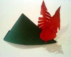 Kostenlose Robin Hood Hut zum Basteln
