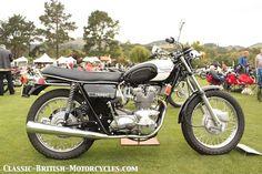 Triumph Trident Triple 750cc