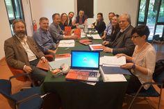 Editorial Board Meeting for the 20th anniversary of the Journal Memoria e Ricerca, Casa di Oriani, Casola Val di Senio, 7 June 2013