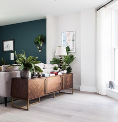 Class sideboard - Dutchbone - Class sideboard – Dutchbone You can combine our Class sideboard to make all your decorating dreams come true! You can mix and match our Class collection but this sideboard also has enough character to shine by itself! Home Living Room, Apartment Living, Living Room Designs, Living Room Decor, Retro Living Rooms, Decor Room, Bedroom Decor, Sideboard Decor, Retro Sideboard