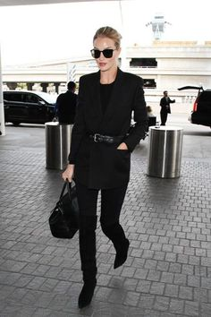 Rosie Huntington-Whiteley's genius outfit trick