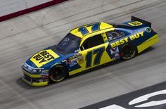 Matt Kenseth set the pace for Roush Fenway Racing in Sunday's Food City 500 Sprint Cup race at Bristol Motor Speedway. Kenseth and teammate Greg Biffle combined to lead 86 laps in the race, with Biffle maintaining his series' points lead and Kenseth moving up to third in the standings.