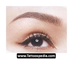 3d Eyebrow Tattoo 01 Design Ideas