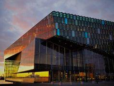 Harpa   Henning Larsen Architects & Olafur Eliasson   Reykjavik, Iceland