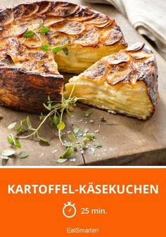 Kartoffel-Käsekuchen | http://eatsmarter.de/rezepte/kartoffel-kaesekuchen-2