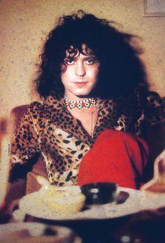 "soundsof71: "" Marc Bolan, hella glam. """
