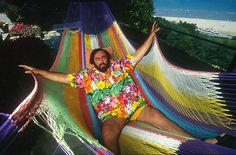 Pavarotti Life is a Hammock Tgif, Poses, Hammocks, Vintage, Random, Fashion, Figure Poses, Moda, Hammock Chair