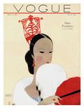 Vogue Cover - October 1923