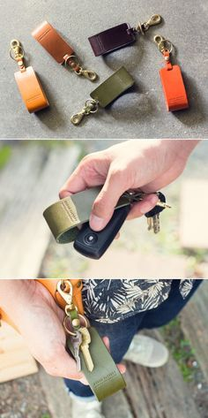 leather Key Case | Duram Factory