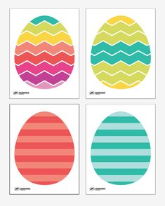 free printable easter egg lacing activity - Printable Easter Eggs