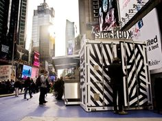 SnackBOX - Times Square NY