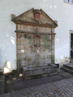 Fonte da Alameda da Teixeira de Pascoaes em Amarante