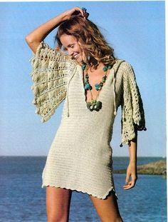 tunicas a crochet
