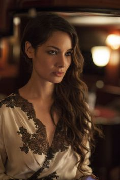 Berenice Marlohe appeared in Skyfall (2012). Read our Bond articles at: http://www.whattravelwriterssay.com/multicountrytravelindex.html