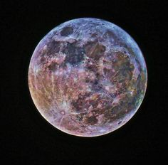SuperMoon Cropped by MarkGregory007, via Flickr
