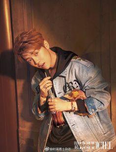 My husband Luhan 😍❤ Kyungsoo, Chanyeol, Exo Ot12, Xiu Min, Chinese Boy, Exo Members, Yixing, Korean Music, Popular Music