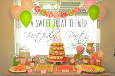 one year old birthday party - Google Search