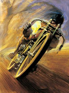 Motorcycle Racers, Motorcycle Posters, Motorcycle Art, Racing Motorcycles, Bike Art, Vintage Motorcycles, Women Motorcycle, Indian Motorcycles, Vintage Helmet