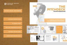 Pitchdeck Presentation Keynote  @creativework247